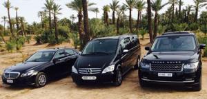 location 4x4 marrakech et minibus a l'aéroport Menara