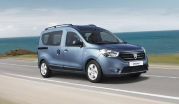 location Dacia Dokker full