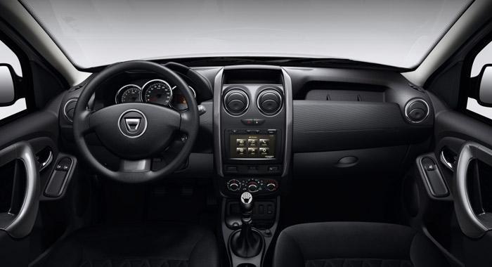 Dacia Duster 2X4 full