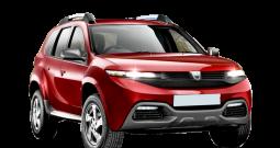 Dacia Duster 2X4