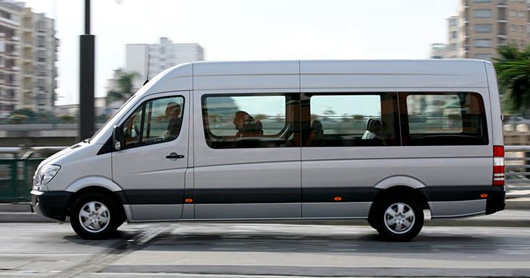 Location minibus Casablanca full