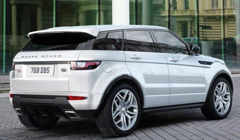 Range Rover full