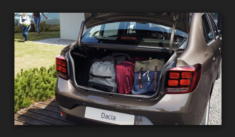 location Dacia logan full