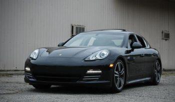 Porsche Panamera full